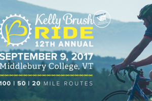 Kelly Brush Ride poster