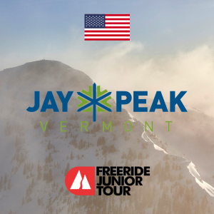 Jay Peak IFSA Freeride Jr Tour logo
