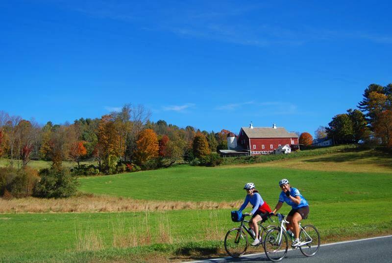 Kelly Brush Bike Ride