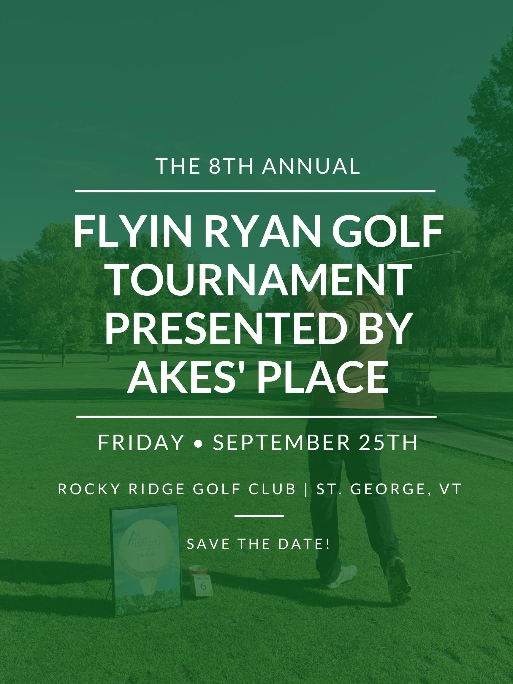 Flyin Ryan Golf Tournament
