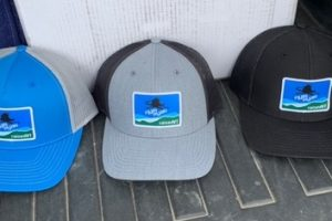 RaisedVT Trucker Hats